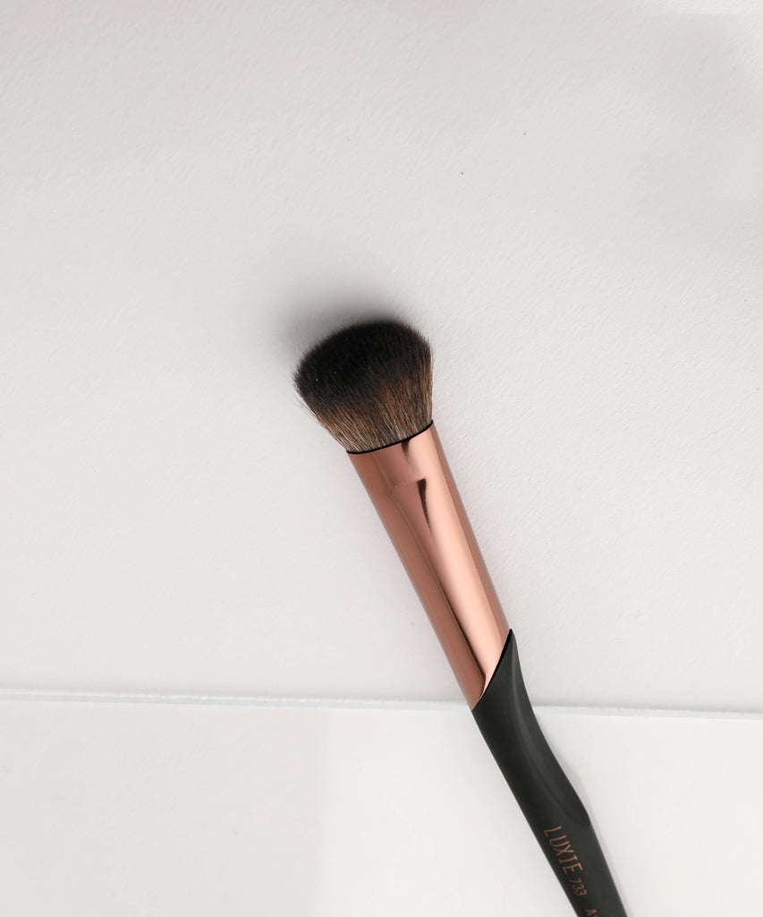 LUXIE 733 Airbrush Concealer Brush - ProTools - luxiebeauty