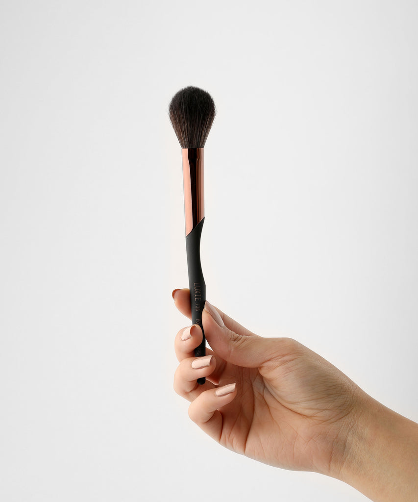 LUXIE 735 Powder Setting Brush - ProTools - luxiebeauty