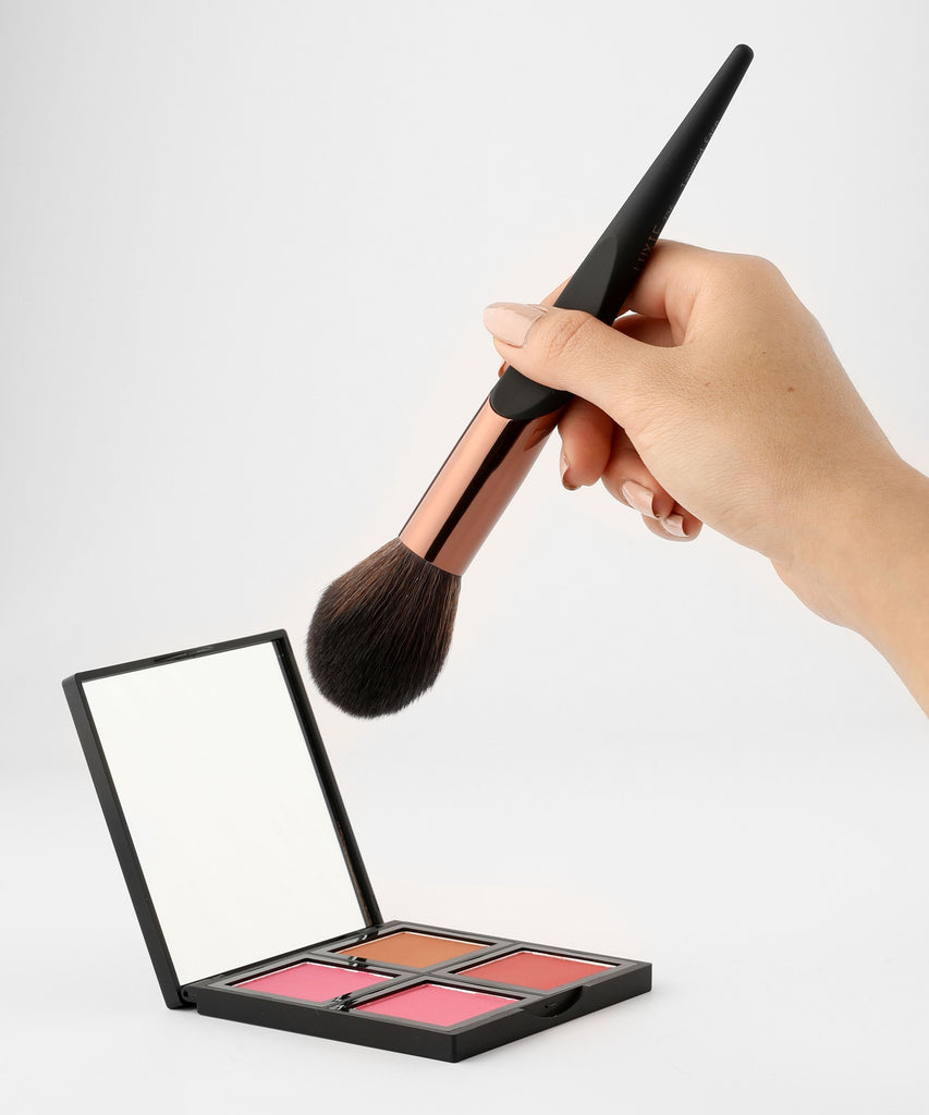 LUXIE 736 Tapered Face Makeup Brush - ProTools - luxiebeauty | New Price $10