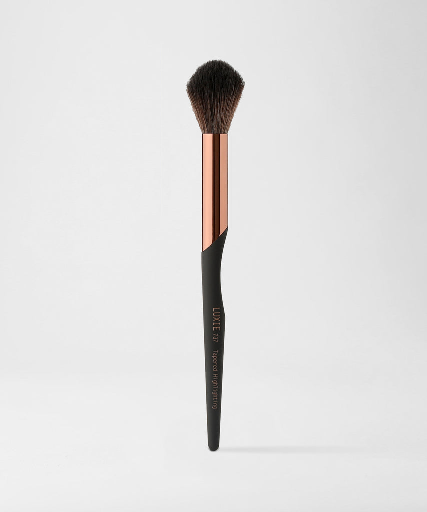 LUXIE 737 Tapered Highlighter Brush - ProTools - luxiebeauty