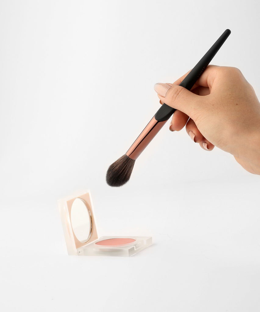 Luxie 742 Blusher Makeup Brush - ProTools - luxiebeauty | New Price $10