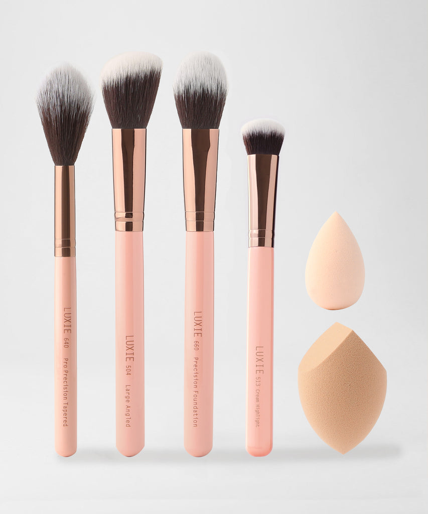 LUXIE Bronze and Glow Set - luxiebeauty