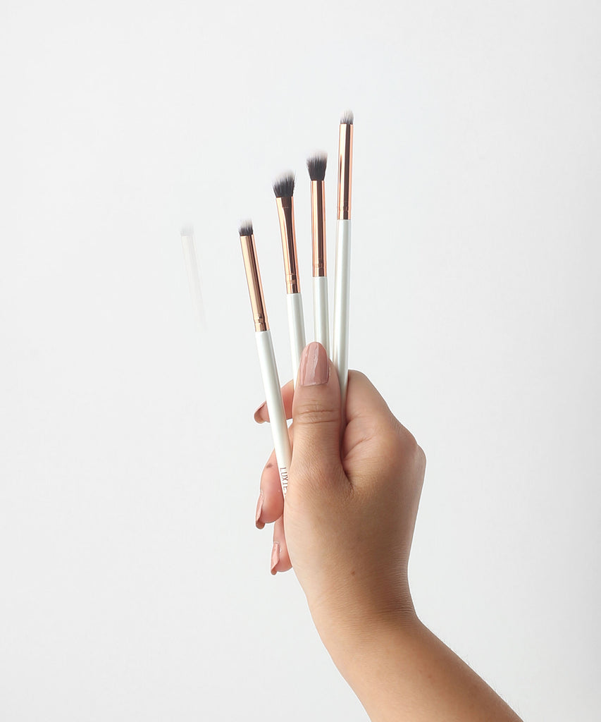 LUXIE Flawless Eye Brush Set - LuxieBeauty