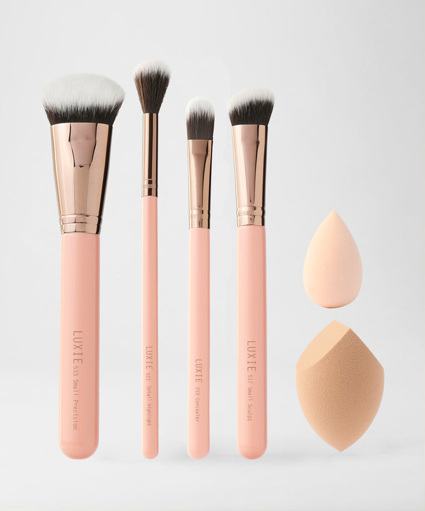 LUXIE Radiant Set - LuxieBeauty
