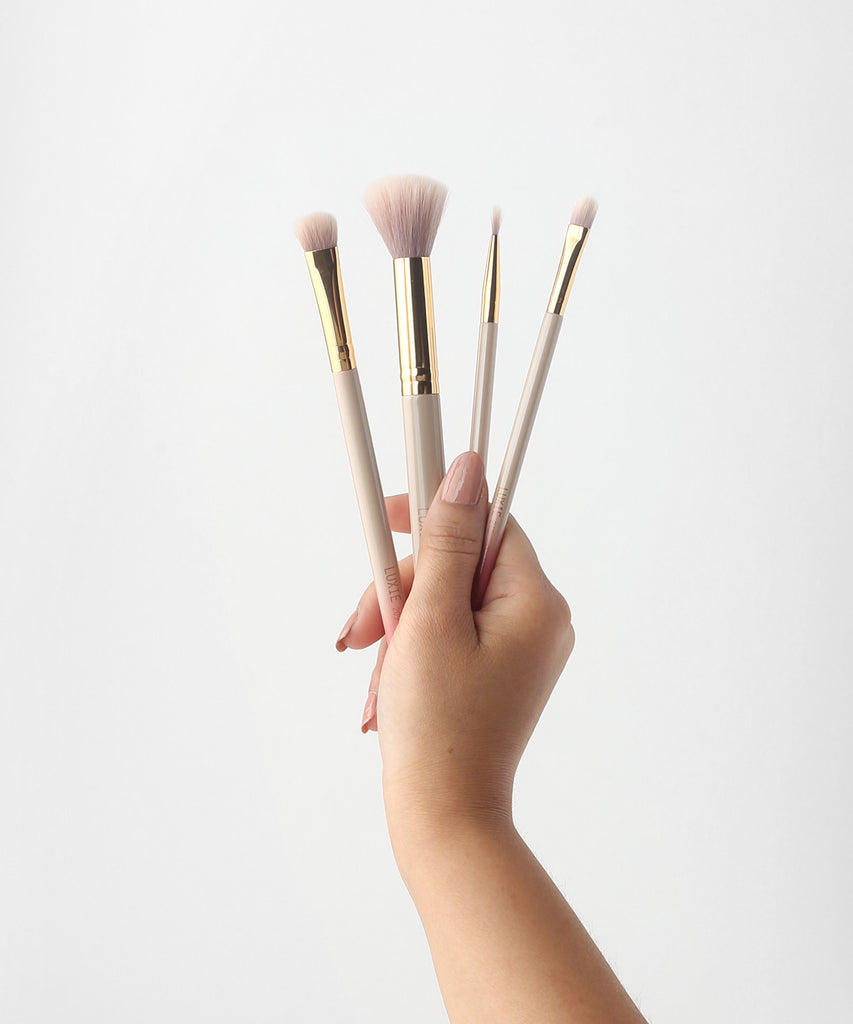 LUXIE Summer Daze Brush Set - luxiebeauty