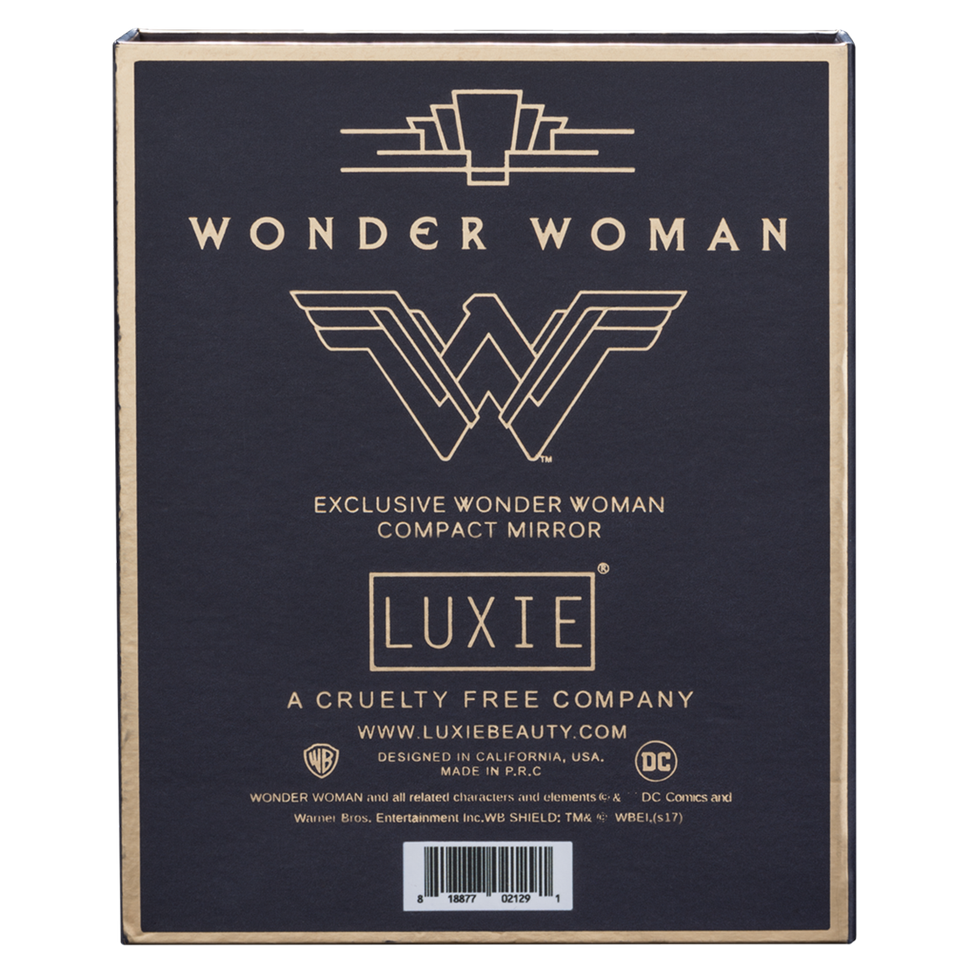 Luxie Wonder Woman Compact