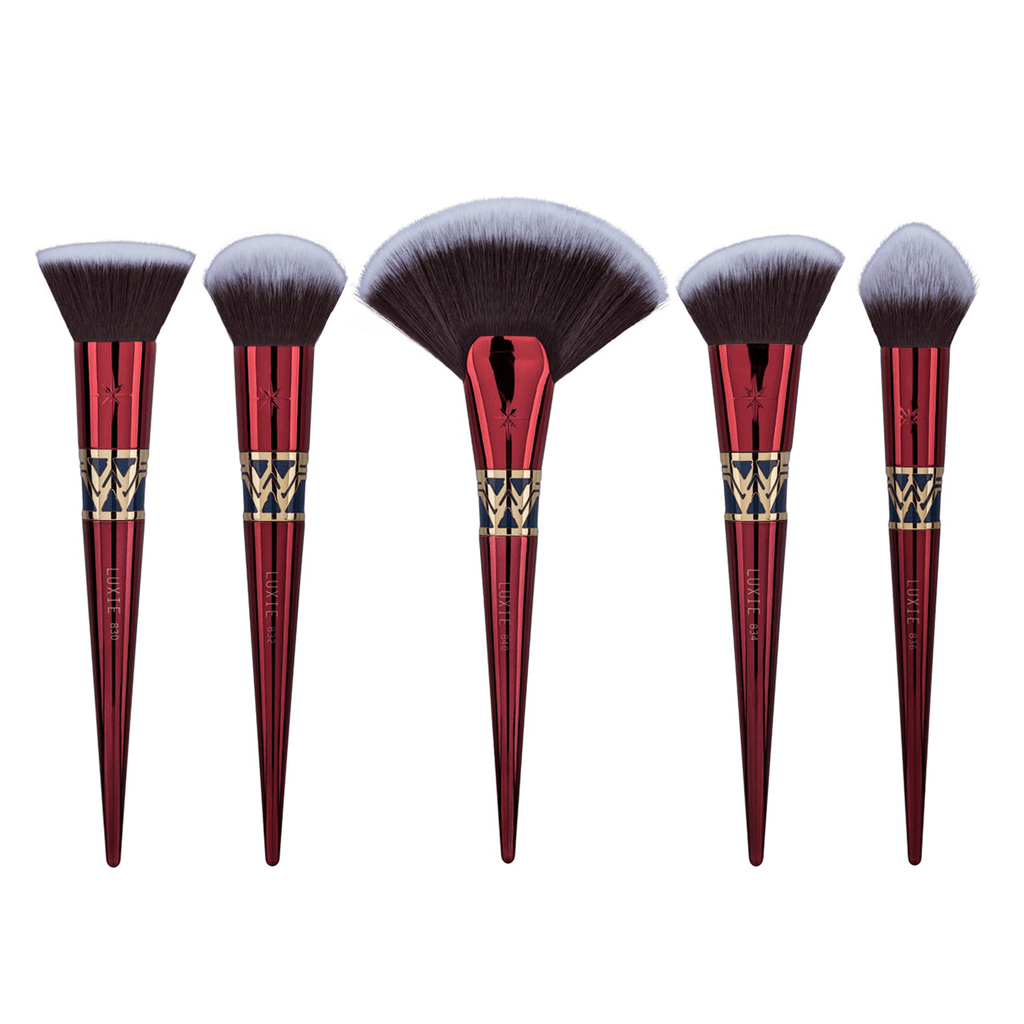 Luxie Wonder Woman Brush Set