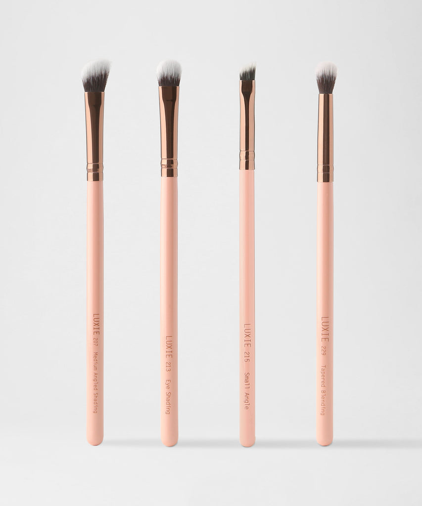 Luxie Classic Eye Makeup Brush Set - luxiebeauty