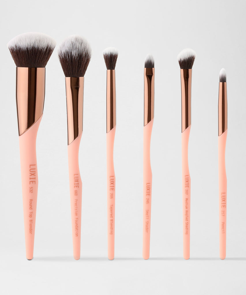 Prestige - Prestige Essential Makeup Brush Set - luxiebeauty