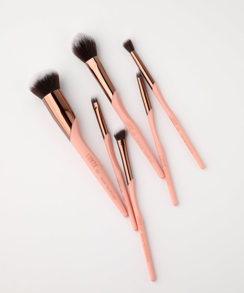 Luxie Prestige 6 Brush Set