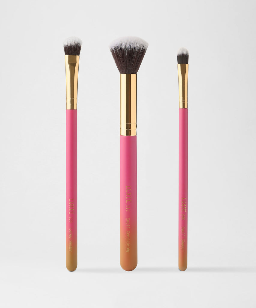 LUXIE Boxycharm Summer Daze Makeup Brush Set - luxiebeauty