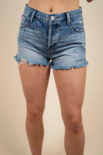 Make Your Way Denim Shorts