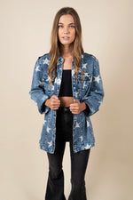 In The Stars Jacket (Denim)