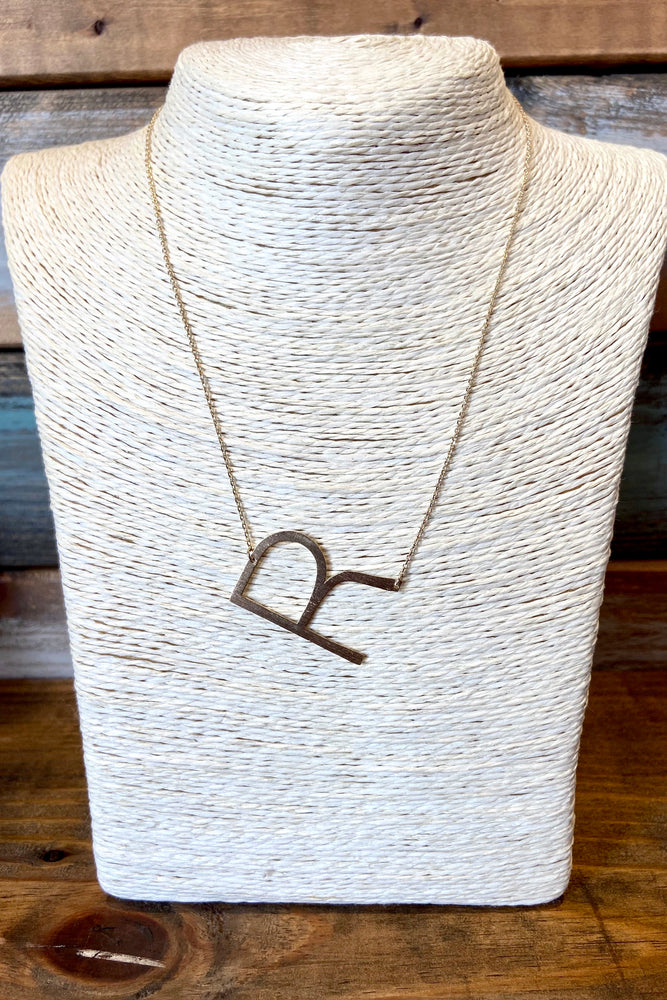 Initial Necklaces (All Letters)