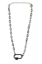 Kristalize Jewelry Dani (Gunmetal)