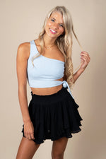 My Way Or The Highway Skirt (Black)
