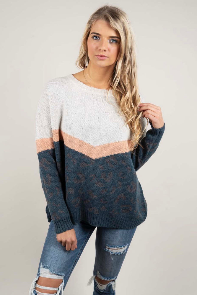 All About You Sweater (Teal)
