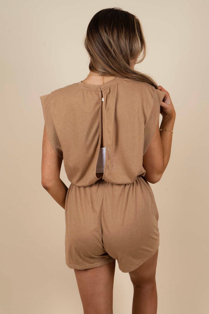 Only For You Romper