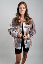 Bust A Move Tie Dye Jacket