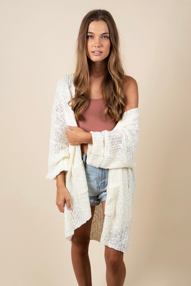 More Of This Cardigan (Ivory)
