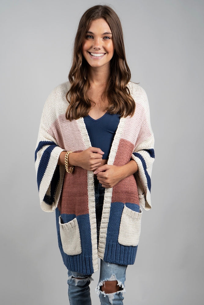 Starts With Us Cardigan