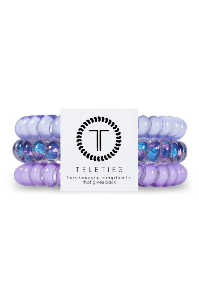 Small Teleties (Purple Please)