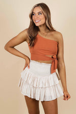 Parting Ways Skirt (Oatmeal)