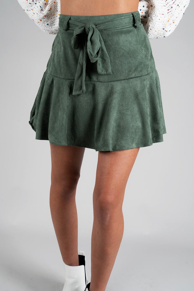 My Only Hope Skort (Green)