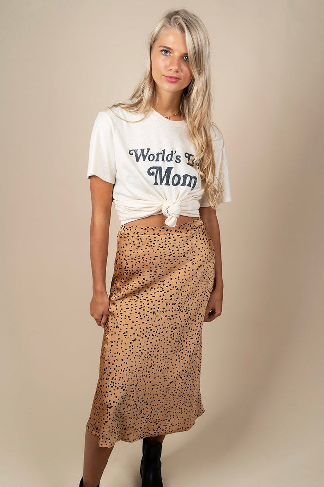 World's Best Mom Graphic Tee
