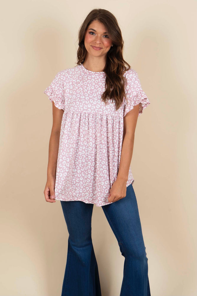 Perfect Promise Top (Rose)