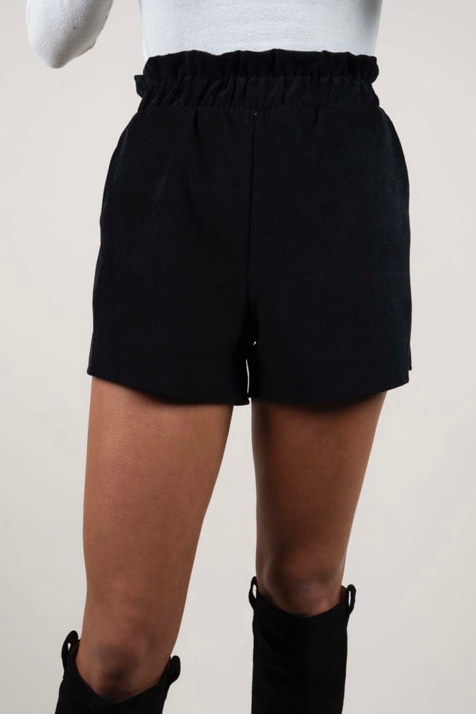 Graceful Love Shorts (Black)