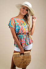 Beachy Days Top