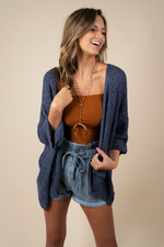 More Of This Cardigan (Blue Grey)