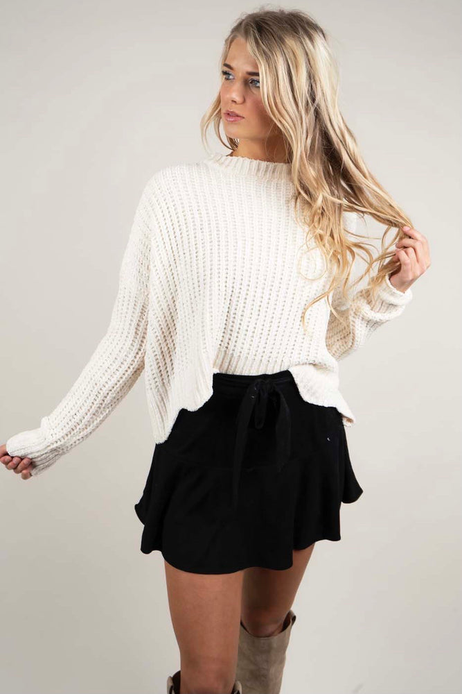 My Only Hope Skort (Black)