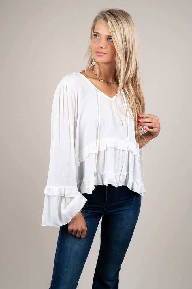 Into You Blouse (Off White)