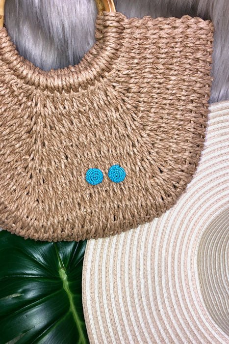 Somewhere On The Beach Earrings