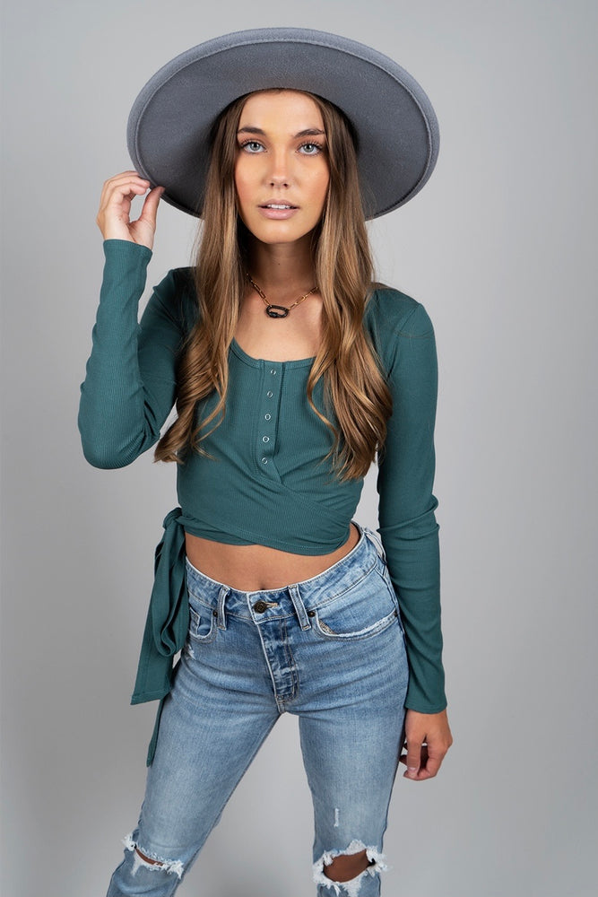 Love Like This Top (Emerald)