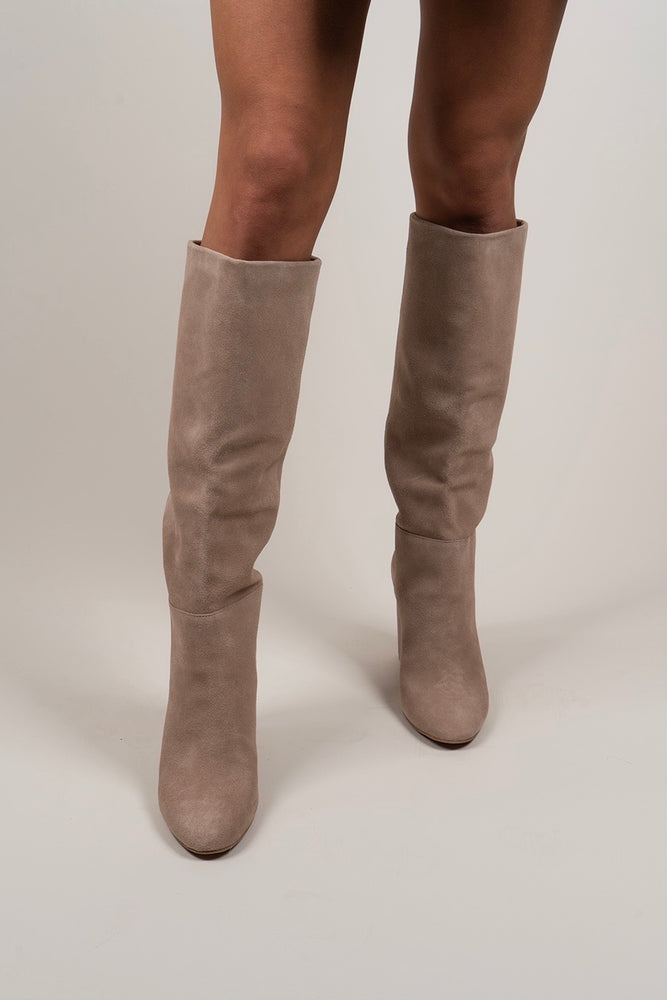 Chinese Laundry Krafty Boots (Taupe)