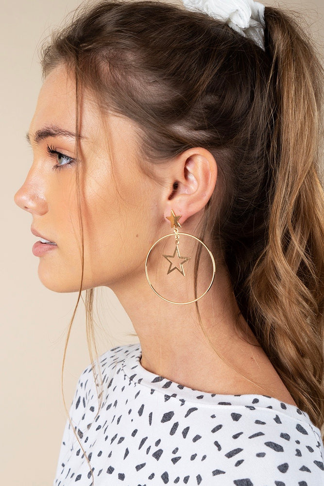 To The Stars Earrings