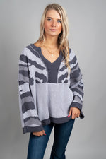 Moments Like This Sweater (Charcoal)