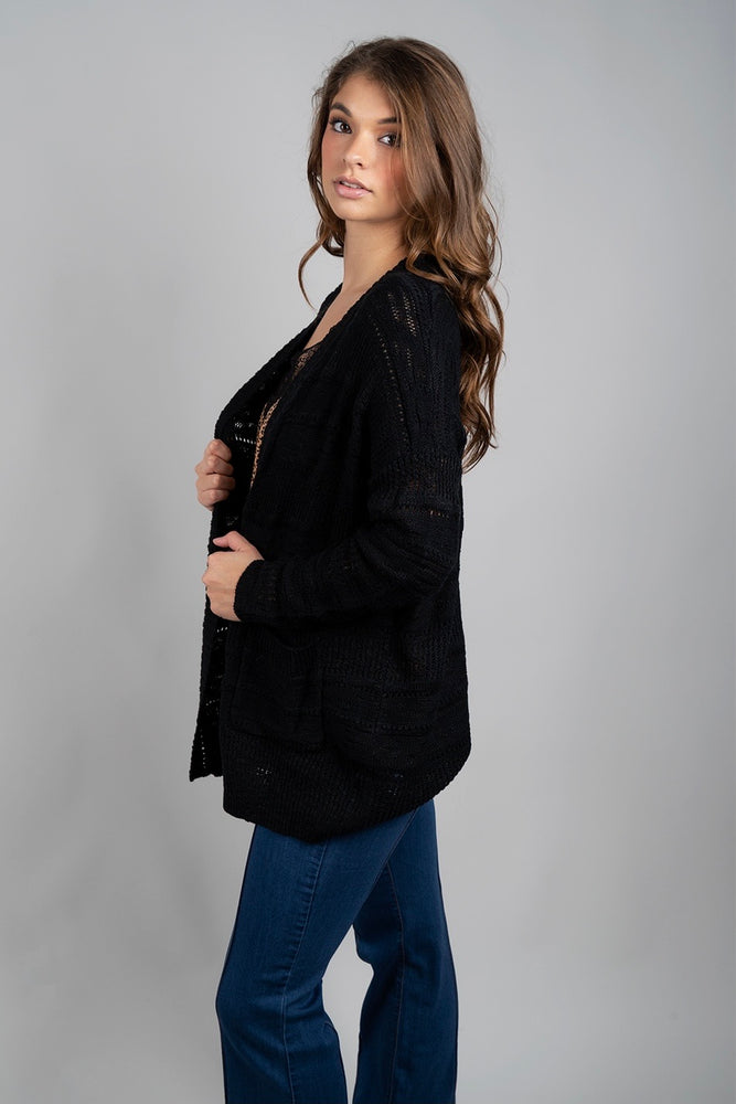 Something Special Cardigan (Black)