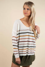 Casual Days Sweater (Cream)