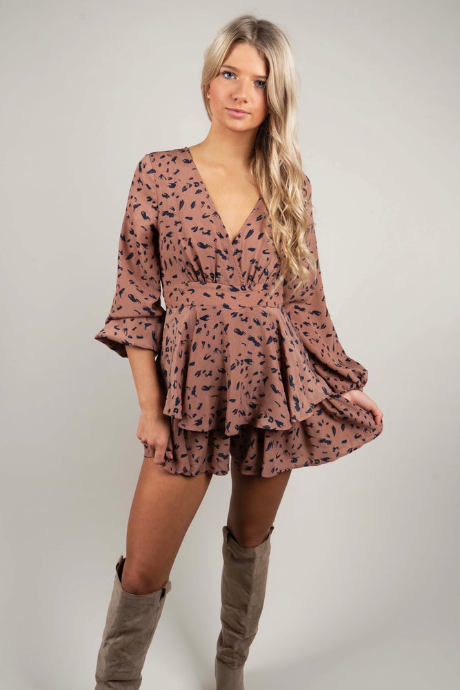 All To You Romper