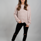 Sweetest Memories Sweater (Taupe)