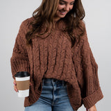 Back To You Sweater (Russet)