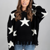 Written In The Stars Sweater (Black)