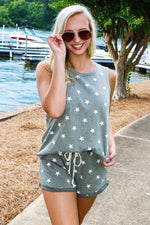 Star Gazing Two Piece Set (Ash)