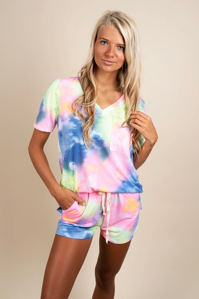 Slow And Steady Tie Dye Set
