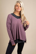 All Or Nothing Thermal (Mauve)