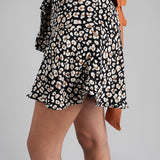 Never-ending Love Skort (Black)